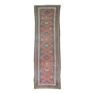 Persian Malayer Runner Rug - 3'2'' x 12'6''