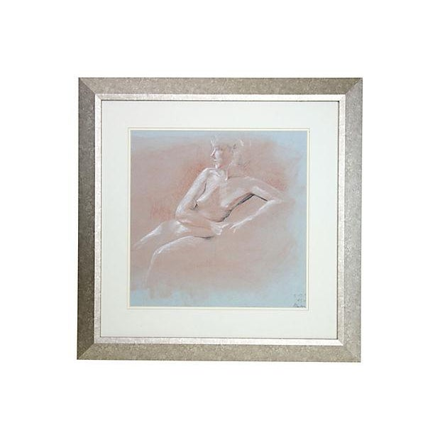 Nude Pastel Drawing by Pat Cantor - Image 1 of 6