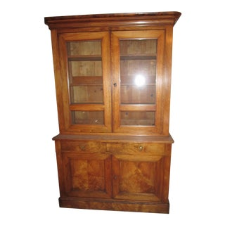 Antique French Buffet a Deux Corps