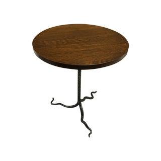 Walnut Branch Wine Table