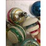 Image of Vintage Assorted Christmas Ornaments - Set of 12