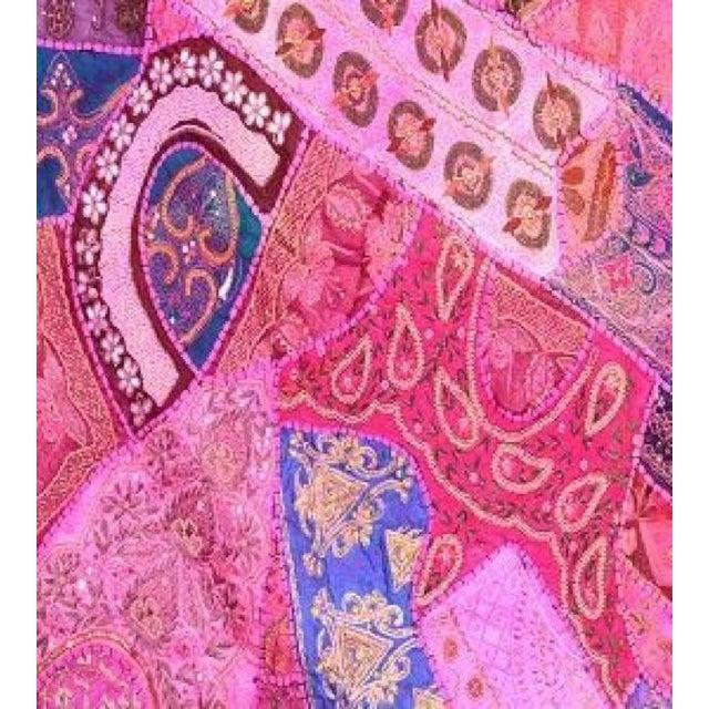 Fuchsia Gujar Multi-Purpose Vintage Panel - Image 2 of 2