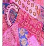 Image of Fuchsia Gujar Multi-Purpose Vintage Panel