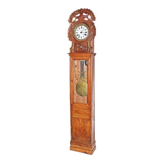 French St. Nicholas Morbier Clock