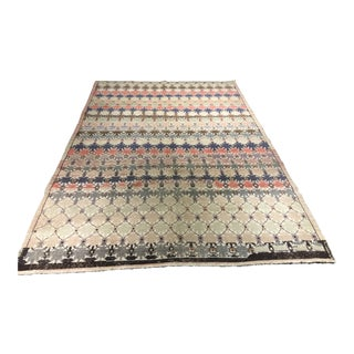 Bellwether Rugs Vintage Turkish Zeki Muren Rug - 6'x9'