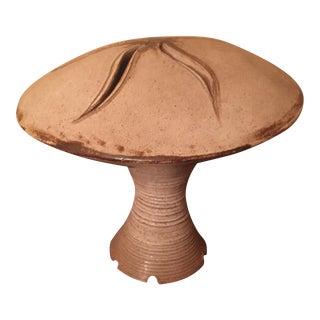 Modern Schaefer Studios Sand Dollar Table Lamp