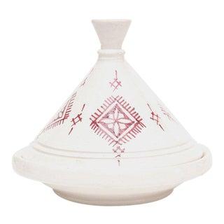 Small Moroccan Ceramic Tajine