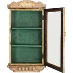 Image of Vanilla Showcase Wall Cabinet