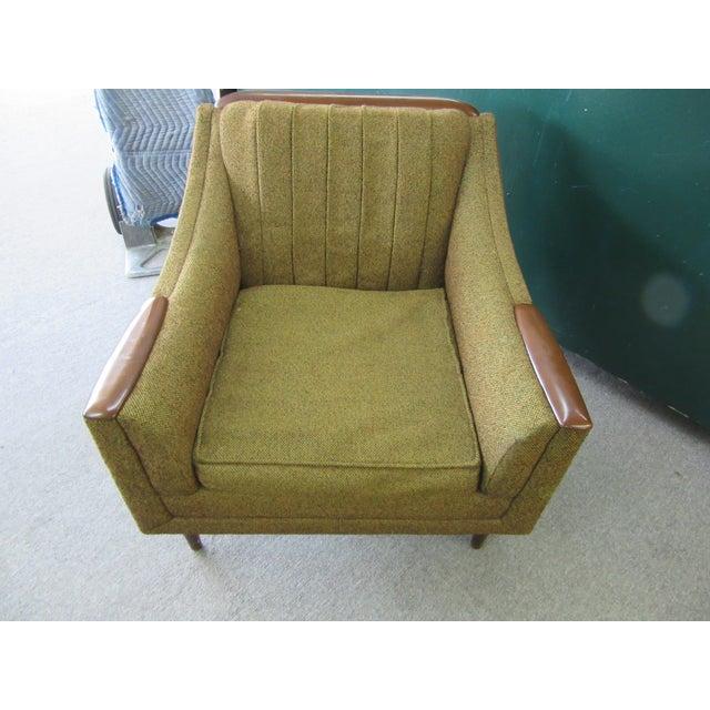Kroeler Mid-Century Danish Modern Lounge Chair - Image 5 of 11