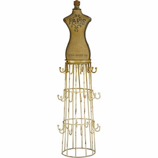 Paris Mannequin Jewelry Stand