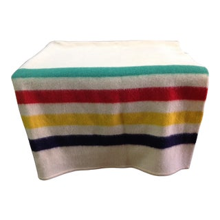 Authentic Hudson Bay Blanket