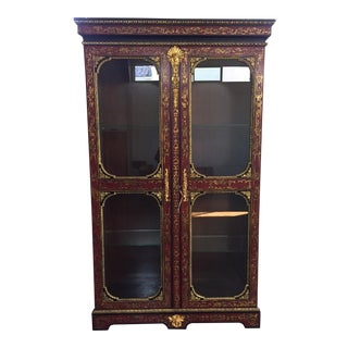Chinoiserie Large Cabinet