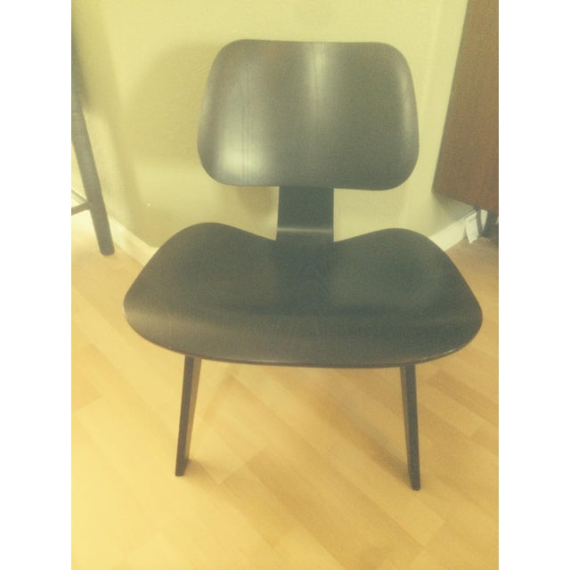 Image of Eames Molded Plywood Lounge Chair