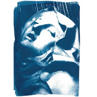 Bernini Ecstasy of St. Teresa - Cyanotype Prints