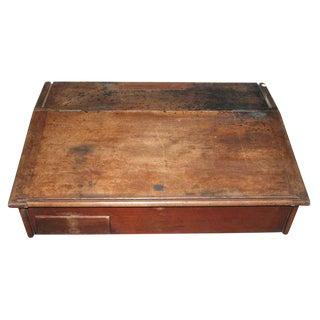Antique Portable Artist's Desk