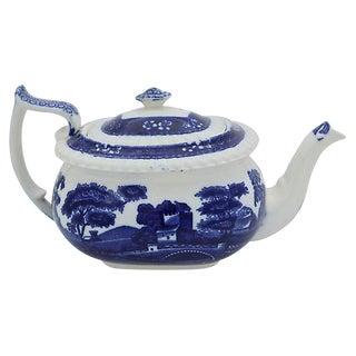 Antique Copeland Spode's Tower Teapot
