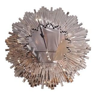 Z-Gallerie Marlowe Sunburst Mirror