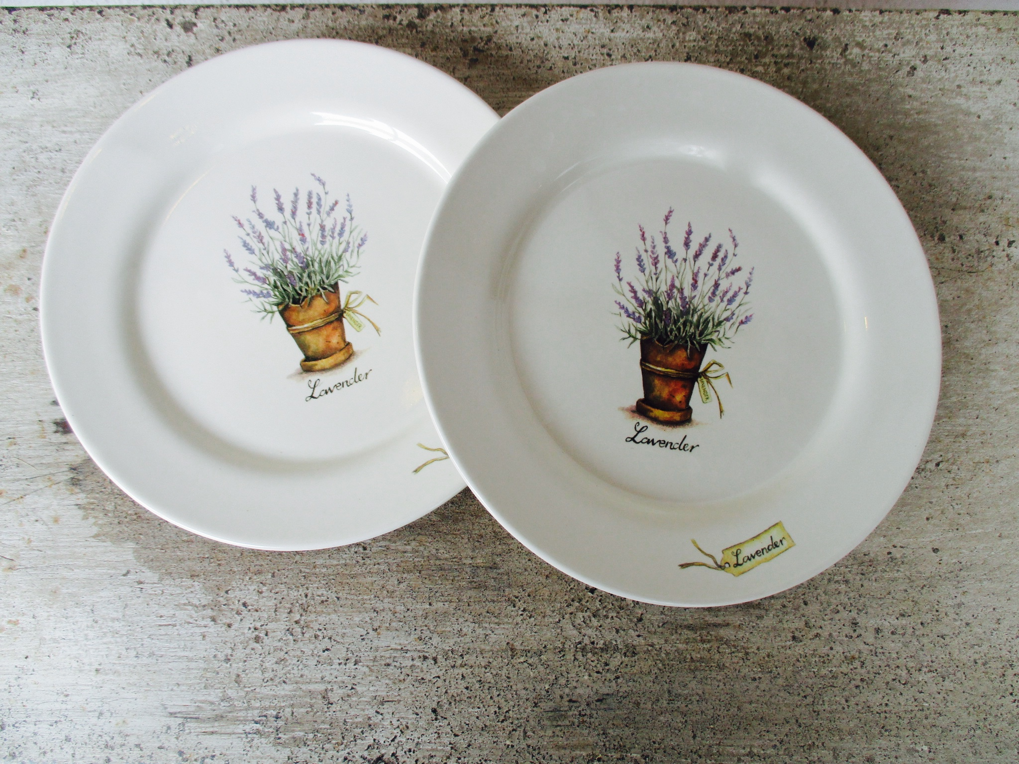 Netherlands Lavender Plates a Pair Country French Plate  : netherlands lavender plates a pair country french plate set 4011aspectfitampwidth640ampheight640 from www.chairish.com size 640 x 640 jpeg 52kB