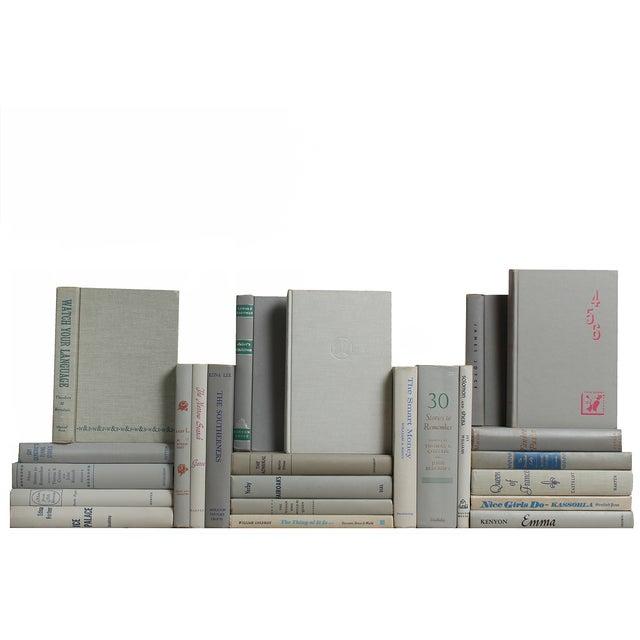 Image of Gray Mid-Century Mix - Set of 24