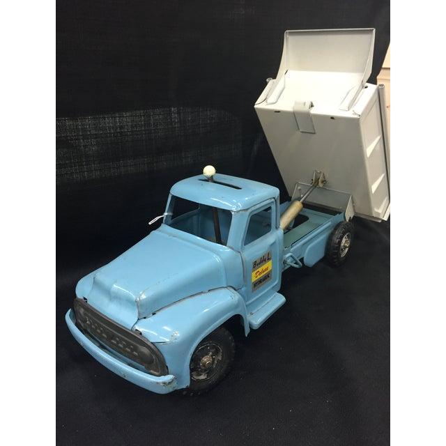 1950's Buddy L Hydraulic Toy Dump Truck - Image 3 of 7