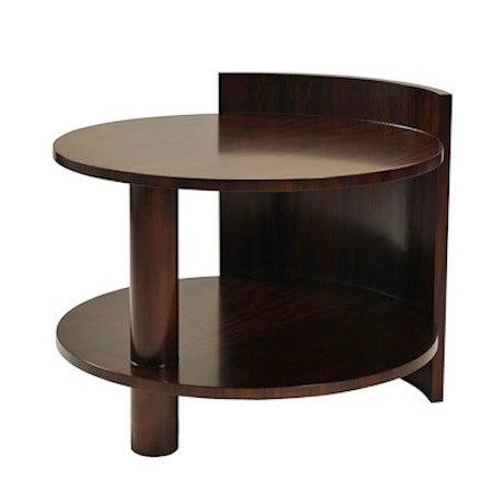 Image of New Ralph Lauren Paris Metro Side Table