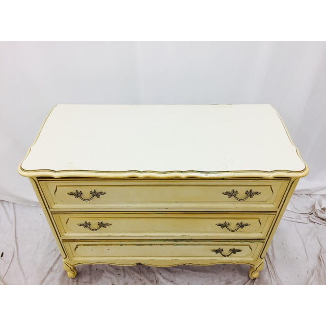 Image of Vintage French Provincial Chest