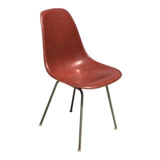 Eames for Herman Miller Terra-Cotta Side Chair