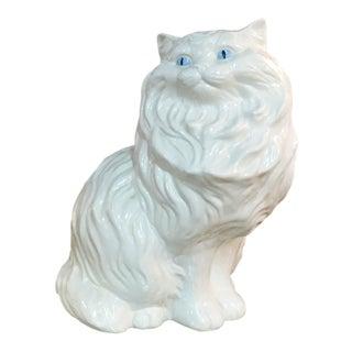 Vintage Cat Statue - Figurine