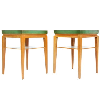 Tommi Parzinger Occasional Tables