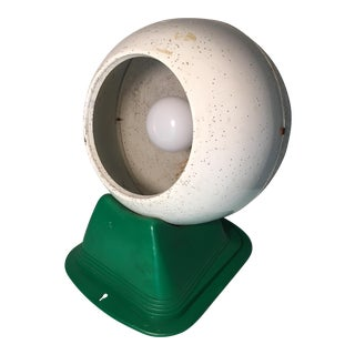 Mid-Century Modern Atomic Adjustable Orb Eyeball Desk Lamp Spotlight