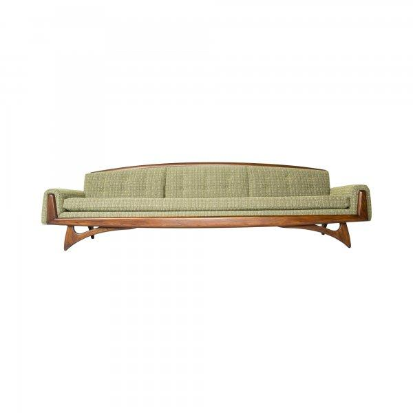 Image of Adrian Pearsall for Craft Mid-Century Sofa