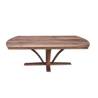 Woodworking Walnut Dining Table