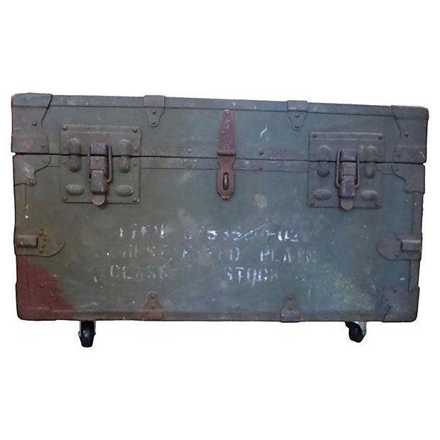 Image of Vintage Medical Trunk