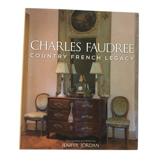 'Country French Legacy' Hardcover Book