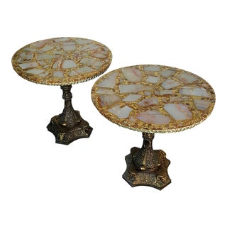 Arturo Pani Side Tables - A Pair