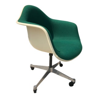 Herman Miller Eames Rolling Shell Chair
