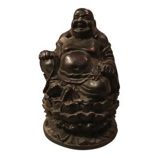Ebony Wood Buddha