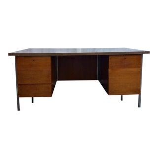 Knoll Associates Mid-Century Executive Desk