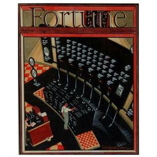 Ernest Hamlin Baker Fortune Magazine Cover