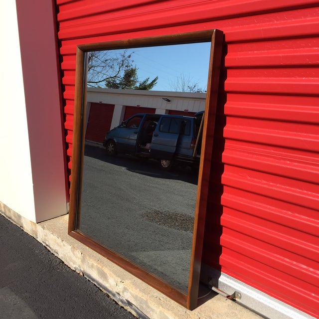 Mid-Century American of Martinsville Wall Mirror - Image 3 of 5