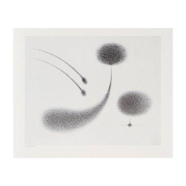 "Herbert Bayer 1965 Lithograph ""Cosmorama"" - Image 2 of 2"
