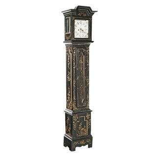 Chinoiserie Tall Case Clock