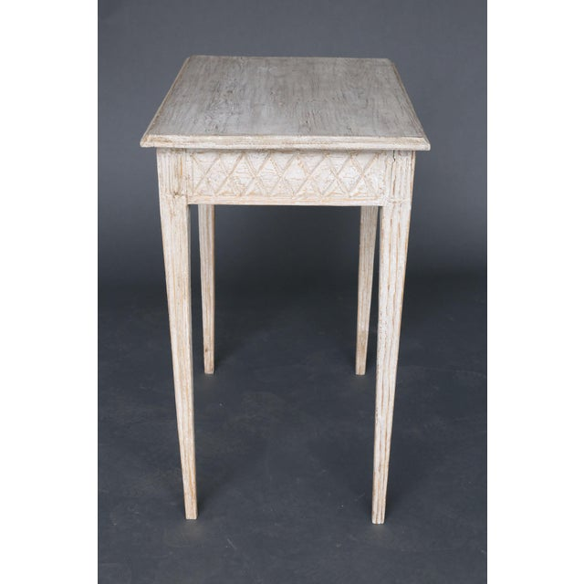 19th Century Swedish Painted Table - Image 8 of 8