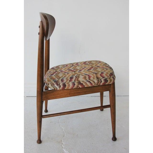 Vintage Mid-Century Modern Desk Chair - Image 5 of 10