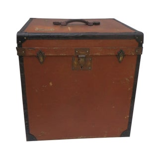 French Hat Box Trunk