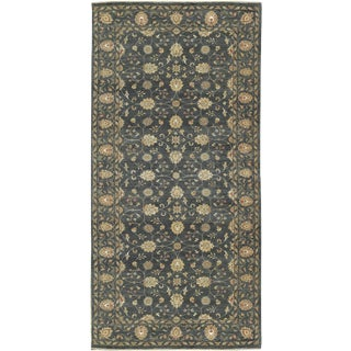 "Gallery Size Transitional Hand Woven Rug - 7'11"" X 16'8"""