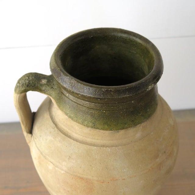 Image of Turkish Clay Olive Jar