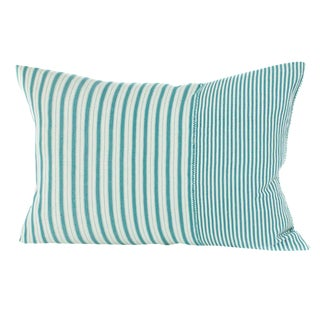 Highlands Striped Pillow Cover in Tulum