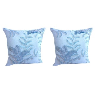 "Colefax & Fowler ""Rochelle"" Pillows - a Pair"