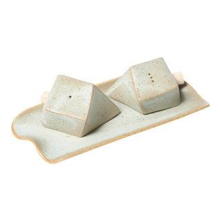 Salt & Pepper Ceramic Shakers